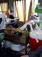 Zugfahrt Vietnam