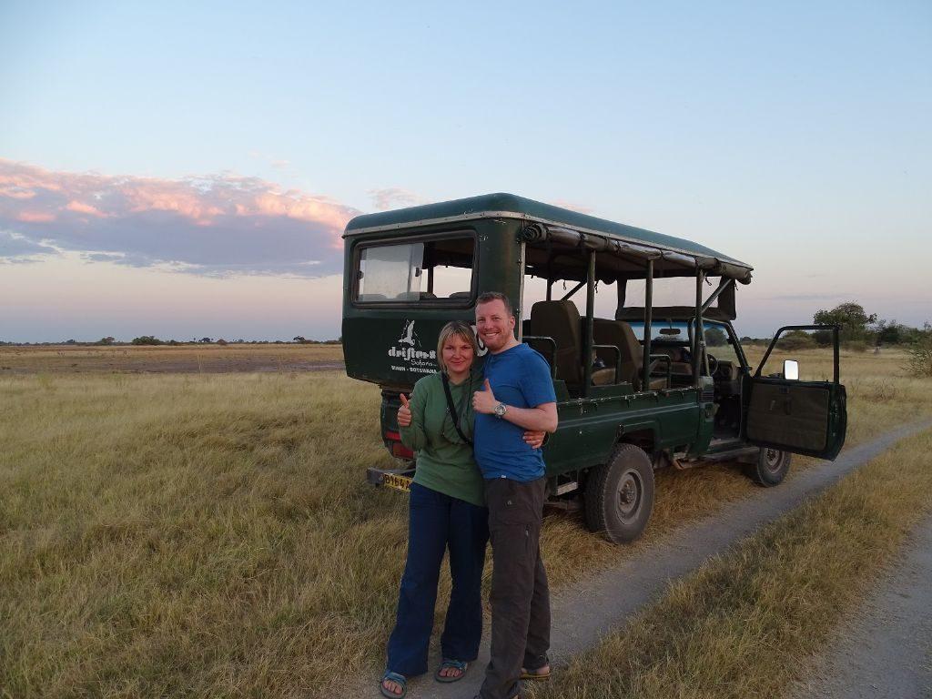 4x4 Drifters Botswana