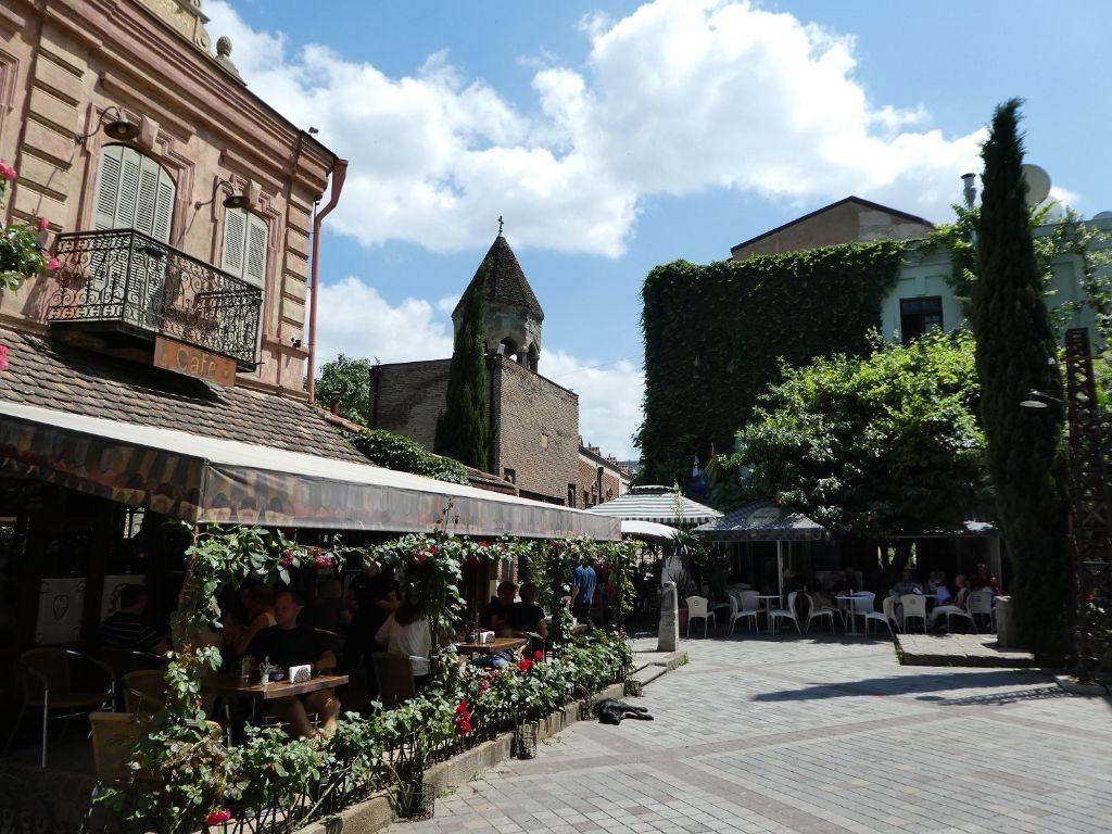 Altstadt Tblisi