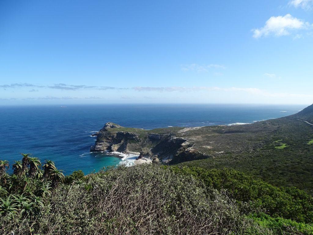 Ausblick zum Kap der Guten Hoffnung