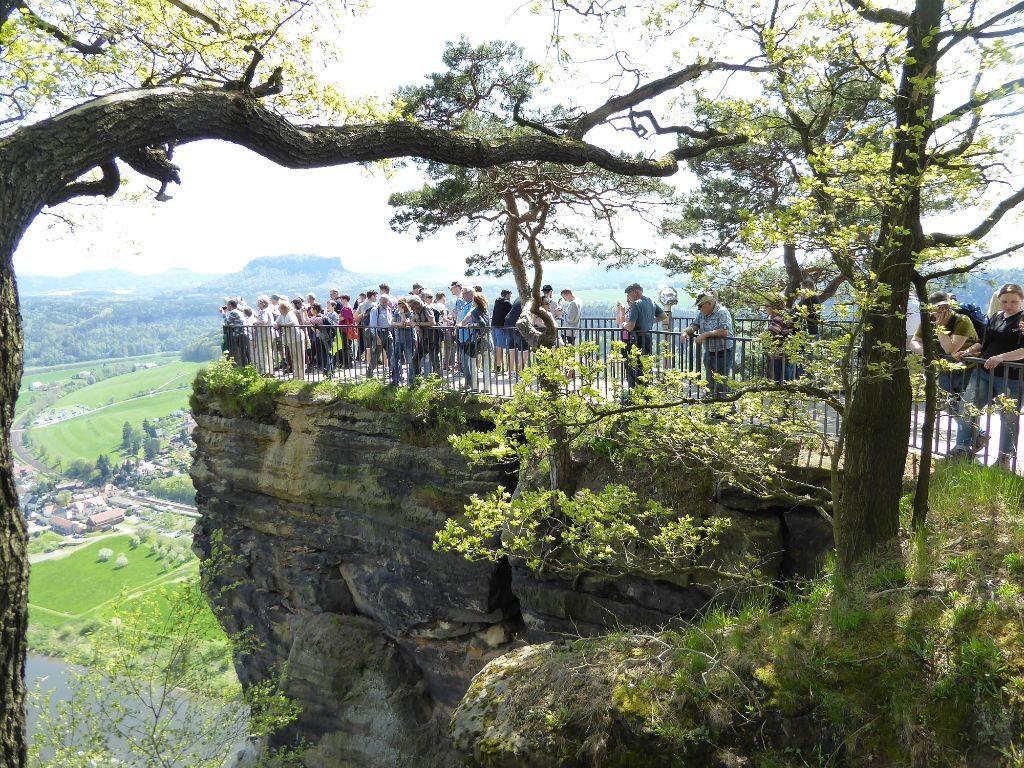 Aussichtspunkt Basteiblick