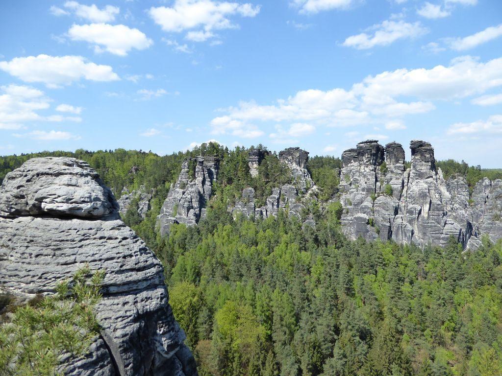 Blick von der Felsenburg