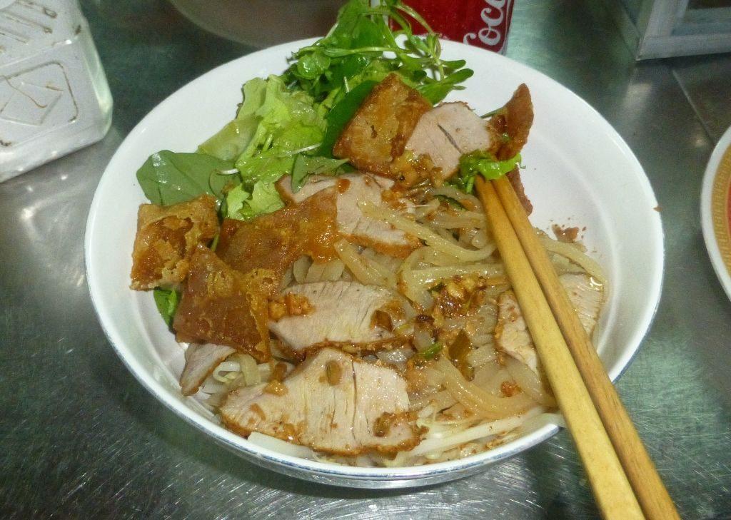 Cao Lau Hoi An Vietnam Streetfood