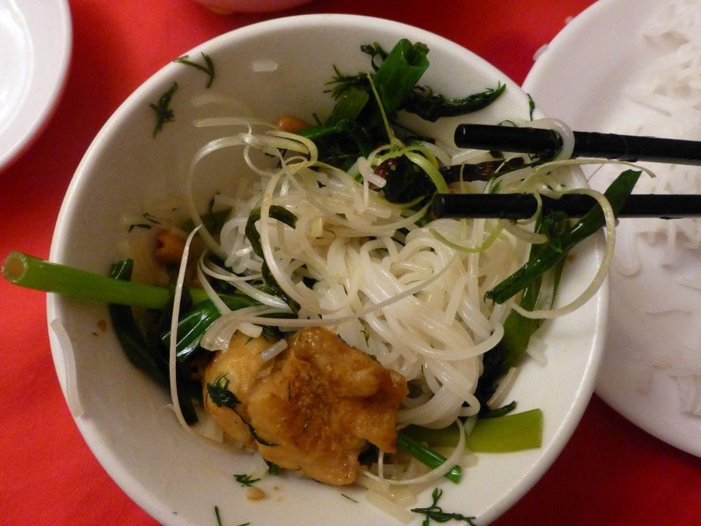 Cha ca Vietnam Hanoi Food