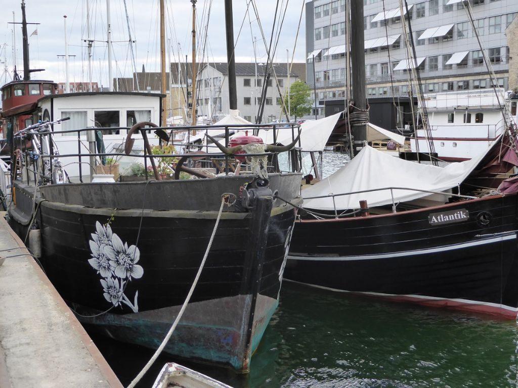 Christianshavn Boote Kopenhagen