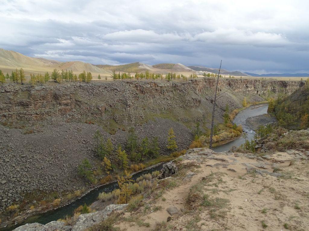 Mongolei Chulutt Canyon