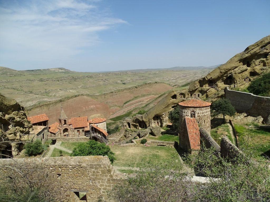 Kloster Davit Gareja, Georgien