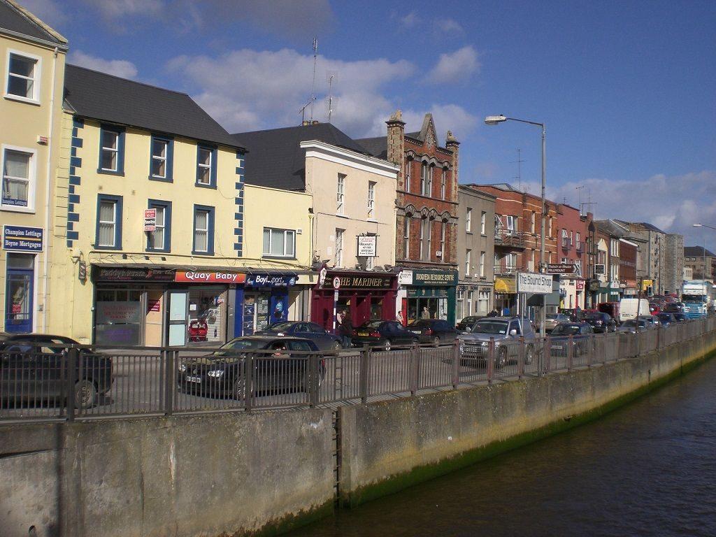 Leben im Ausland. Drogheda. Irland