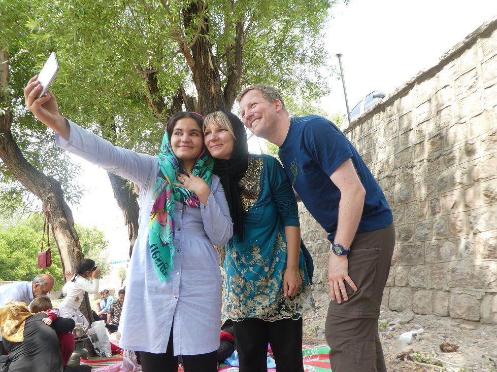 Begegnungen im Iran