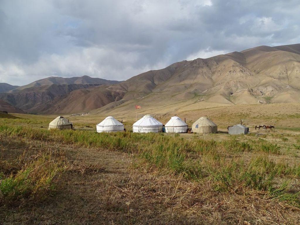 Jurten Camp, Kirgistan