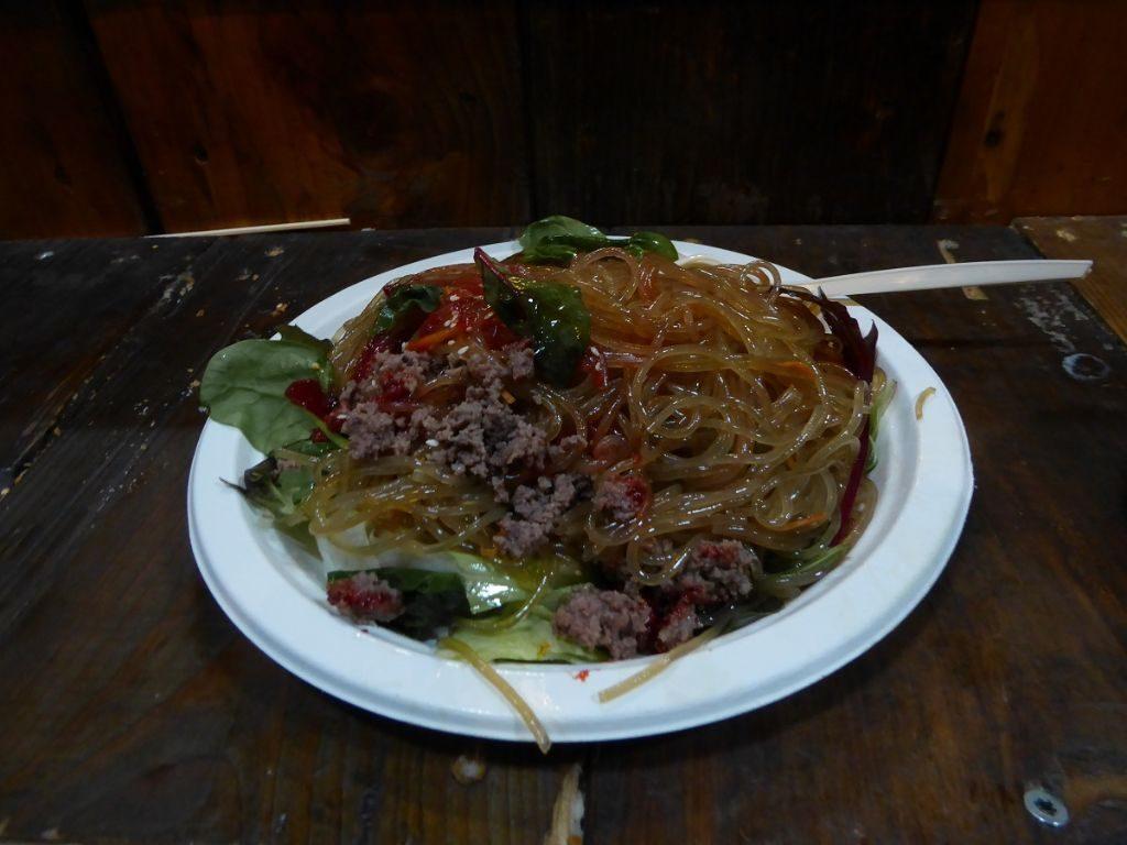 Koreanisches Streetfood Kopenhagen Papiroen
