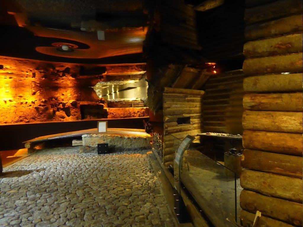 Krakau unterirdisches Museum