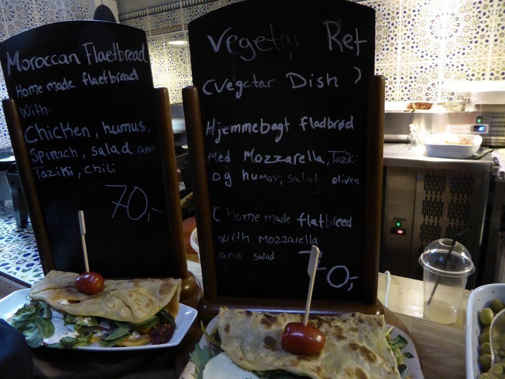 Maroccan Streetfood Kopenhagen Papiroen