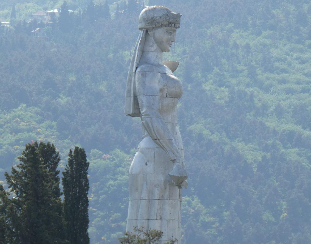 Mutter Georgiens