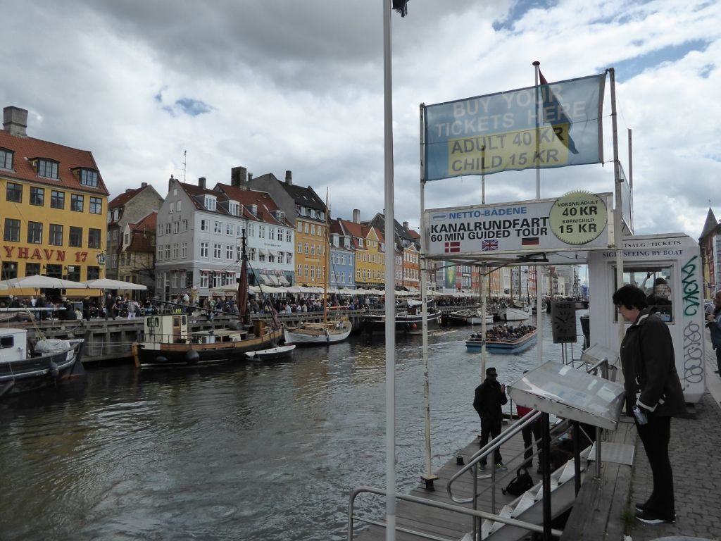 Netto Badene Kanalrundfahrt Kopenhagen