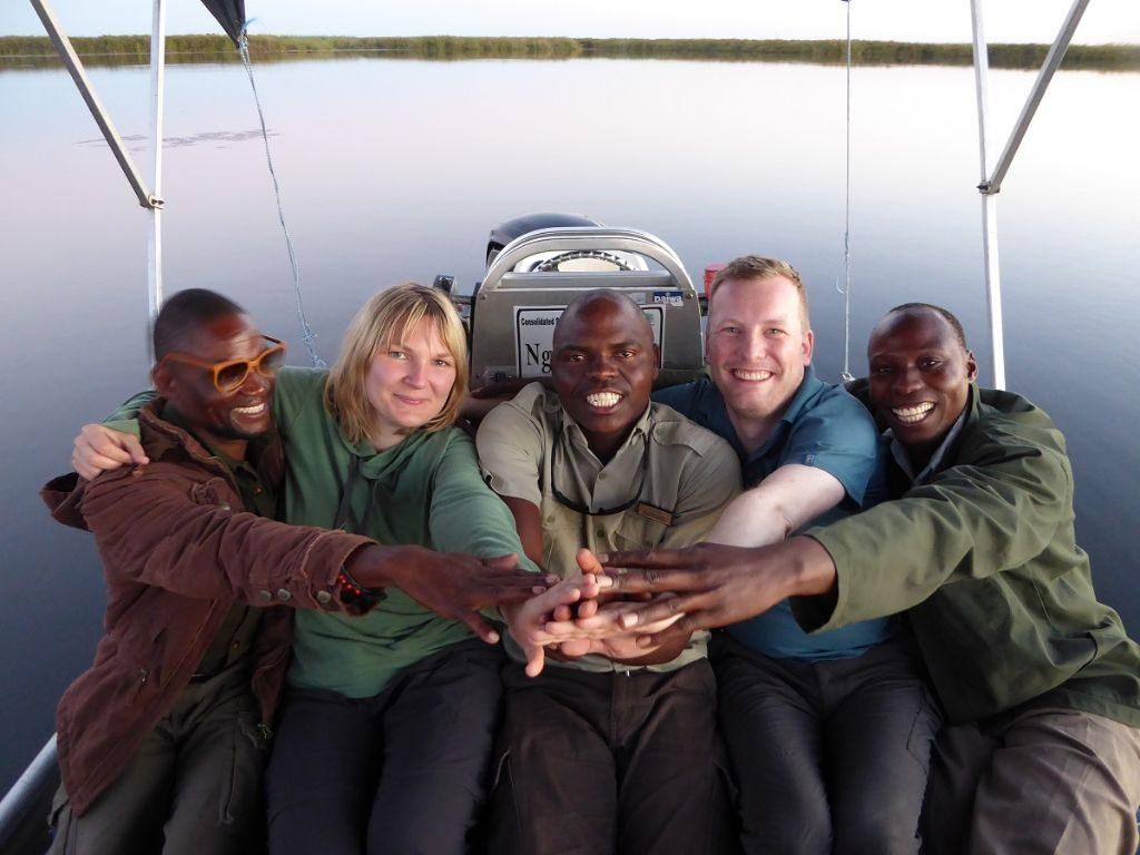 Okavango Delta Team
