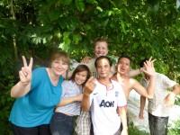 Vietnam mit Einheimischen