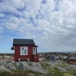 Göteborg Schäreninsel rotes Haus