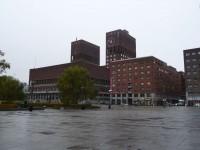 Oslo Rathaus
