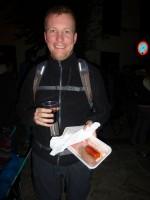 Unser Fleischpaket vor dem Grillen Mallorca