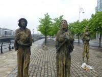Dublin Famine Memorial