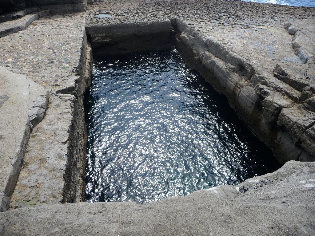 Worm Hole Aran Island
