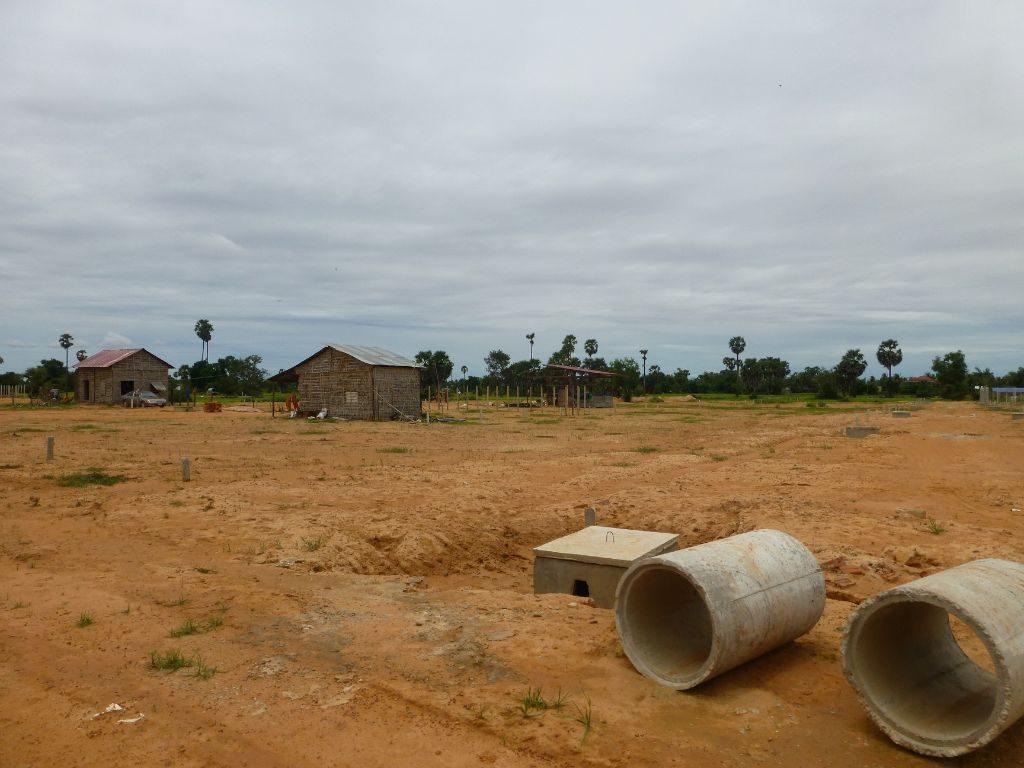 Siem Reap Kambodscha Umgebung