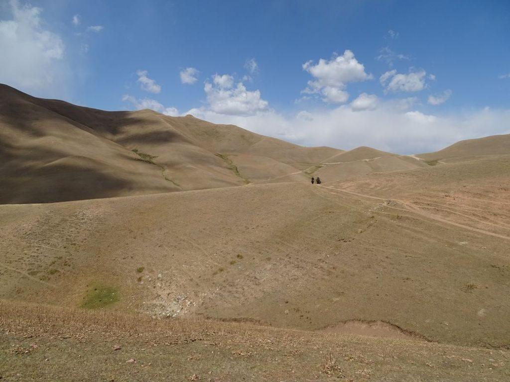 Unendlichkeit in Kirgistan