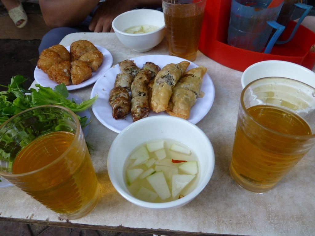 Streetfood Hanoi Vietnam