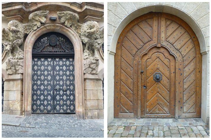 Türen Prag