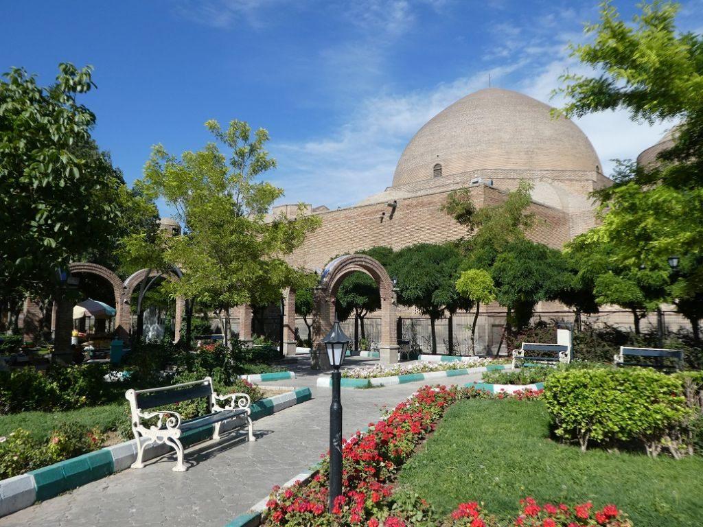 Tabriz in Iran