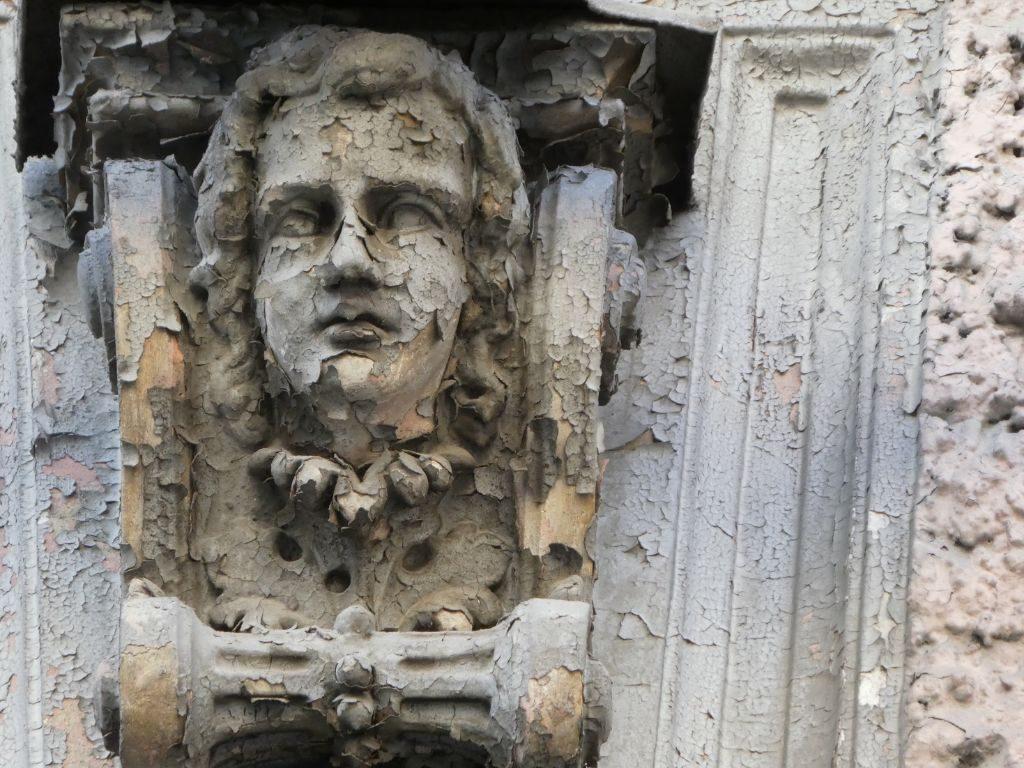 Tiflis Altstadt Detail