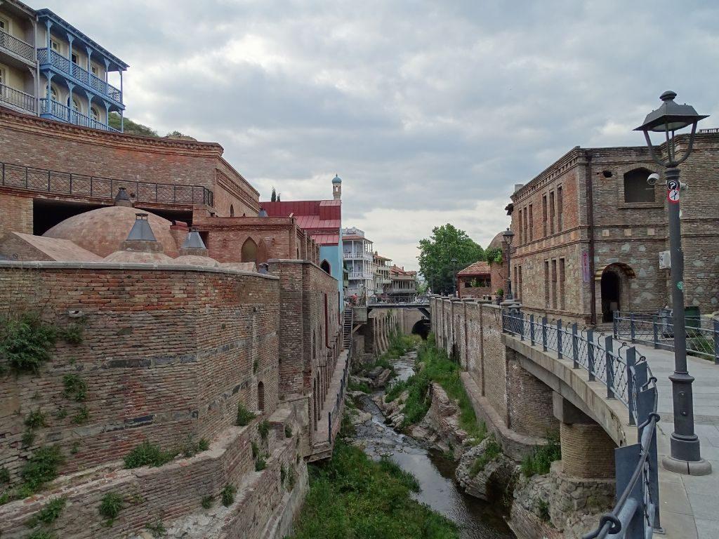 Tiflis Bäderviertel