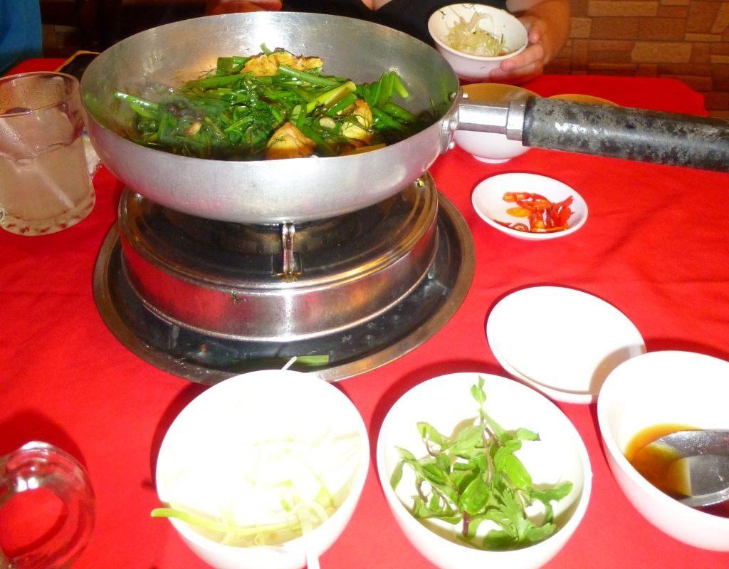 Vietnam Streetfood Cha Ca