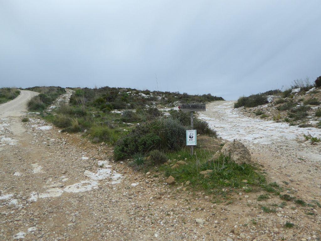 Wanderung Agrigento WWF