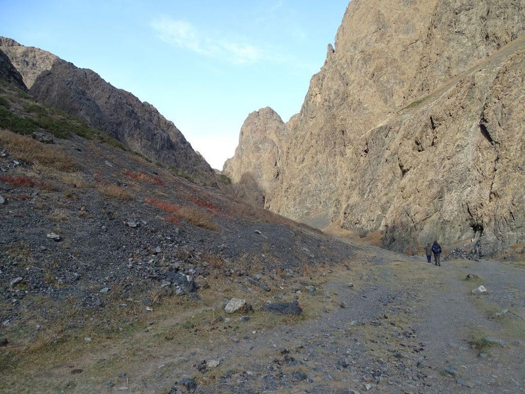 Yolyn Am Canyon Mongolei