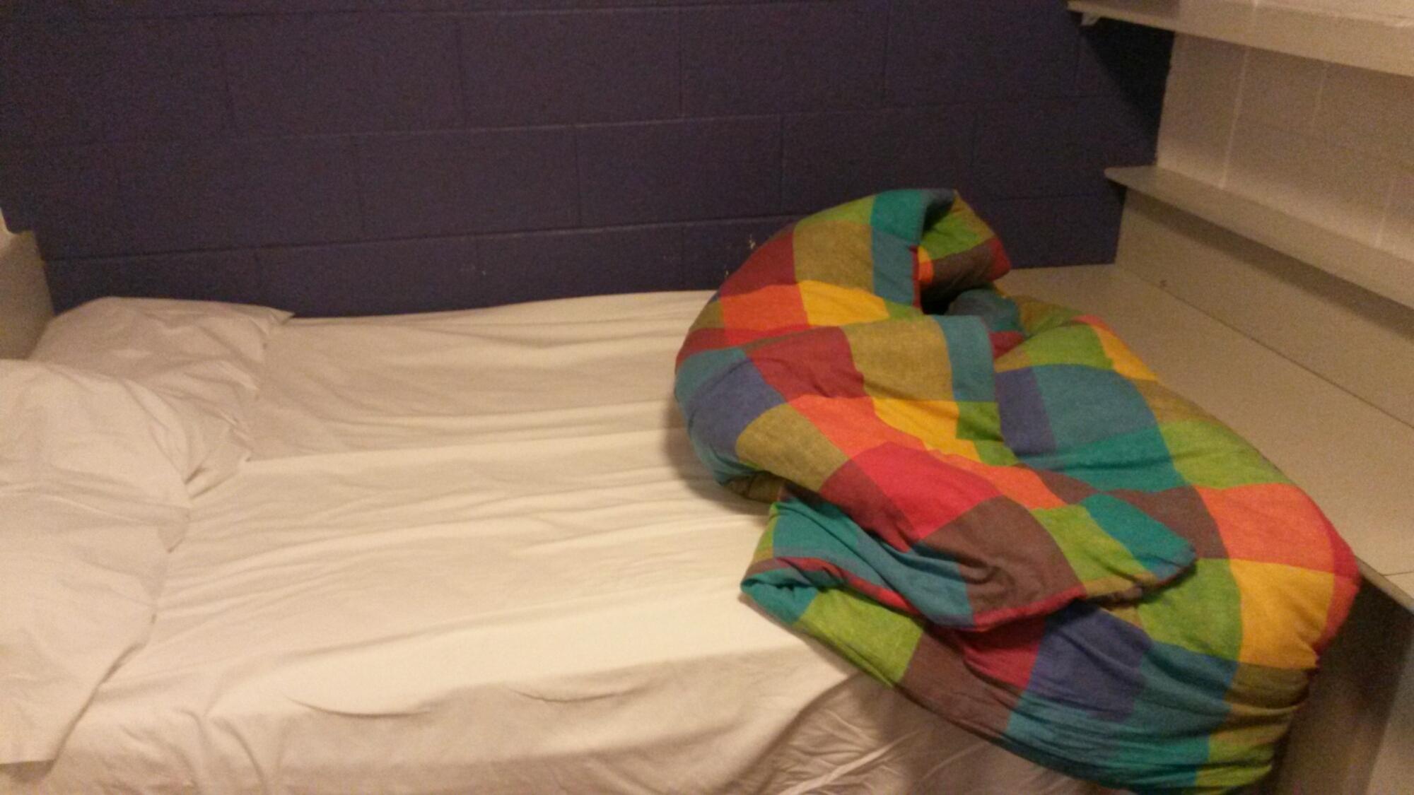Ungemachtes Bett Dublin