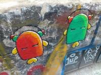 Hackesche Höfe Streetart