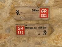 Wanderroute GR221