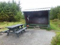 Wicklow Way Schutzhütte