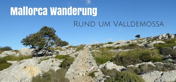 Wanderung Valldemossa